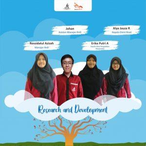 Departemen Research and Development